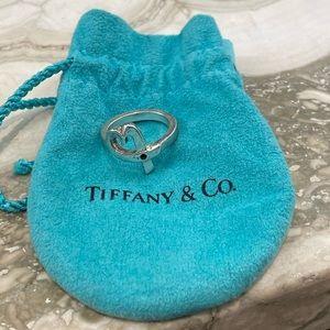 Tiffany & Co. Paloma Picasso Loving Heart Ring